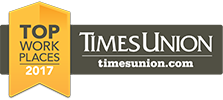 2016 Times Union Top Workplaces - Hinman Straub