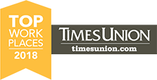 2018 Times Union Top Workplaces - Hinman Straub