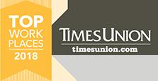 2018 Times Union Top Workplaces - Hinman Straub