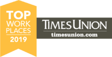 2019 Times Union Top Workplaces - Hinman Straub